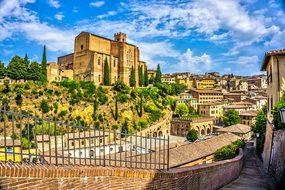 Siena Tuscany Italy Architecture Dom Churc