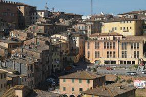 Siena, Italy, Italian, Architecture