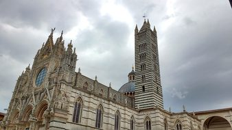 Siena, Dom, Church, Cathedral, Italy