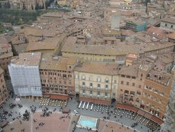 Italy, Siena, Buildings, Architecture