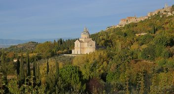Montepulciano, San Biagio, Church