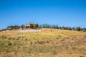Crete Senesi, Siena, Tuscany