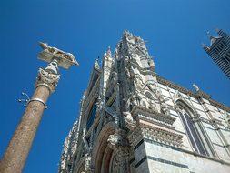 Siena, Tuscany, Italy, Europe, Duomo