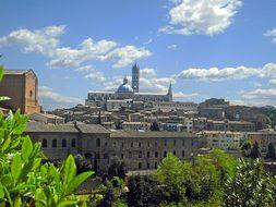Siena, Italy, Europe, Tuscany, Italian