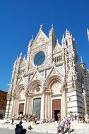 Italy Tuscany Siena Dom Siena Siena Siena