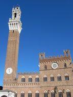Palazzo Pubblico, Siena, Tuscany, Italy