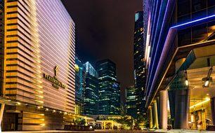 Architecture, Skyscraper, City, Modern
