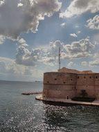 Sea, Porto, Summer, Sky, Italy, Puglia