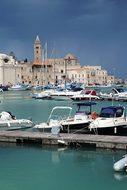 Trani, Apulia, Puglia, Italy, Italia