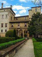 Trento, Castle, Italy