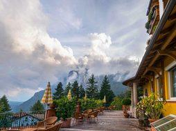Alpine, Tyrol, Hotel, Austria