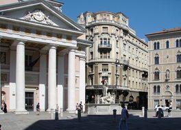 Italy Trieste Stock Exchange Classical Cap