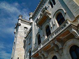 Miramare, Italy, Trieste, Architecture