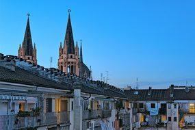 Italy Turin Torino Piedmont Urban European