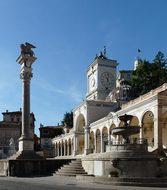 Friuli, Udine, Piazza Della Libertà