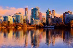 Vancouver, Canada, Sea, Ocean