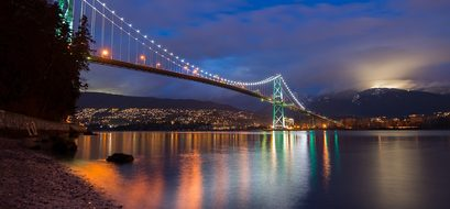 Bc, Beautiful, Bridge, British Columbia