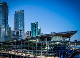 Vancouver Canada Port Structure Architectu