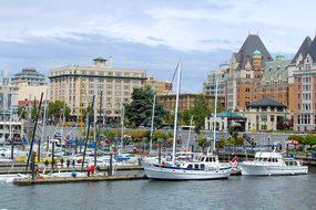 British Columbia, Landmark, Tourism