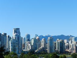 Vancouver British Columbia Canada Building