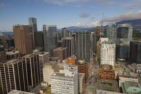 City Vancouver Canada Vancouver Vancouver