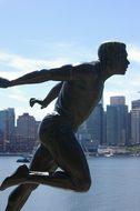 Vancouver, Harry Jerome, Sprinter