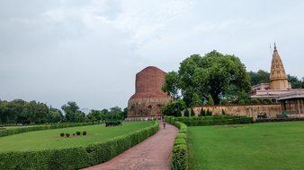 Sarnath, Varanasi, India, Buddha