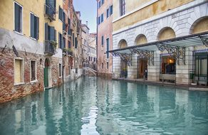 Venice, City, Water, Italy, Building