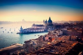 Venice, Italy, City, Urban, Buildings