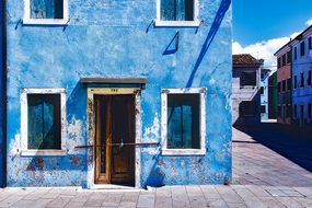 Venice Italy City Urban Old Landmarks Hist
