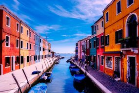 Burano, Venice, Italy, Vacation, Holiday