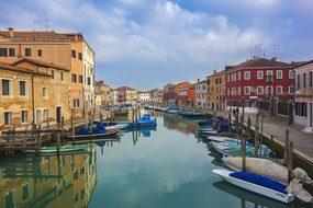 Murano Glass Island Venice City Italy Holi