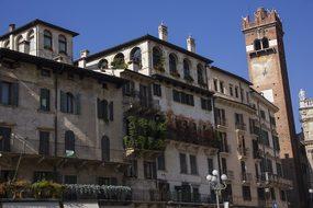 Italy, Verona, Historically, Building