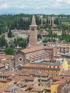 Verona, Italian, Italy, Scape, City