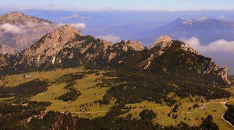 Mountain, Prato, Green, Campogrosso