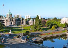 British Columbia Parliament Victoria Archi
