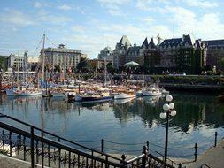 Victoria, British Columbia, Marina