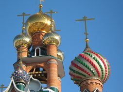 Voronezh, Russia, Church, Landmark