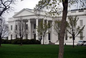 White, House, Washington, Dc, Government