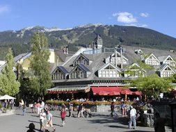 Whistler Village, British Columbia