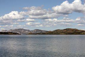 Lake Laberge, Yukon, Whitehorse, Lake