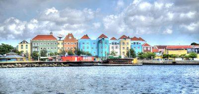 Willemstad Curacao Caribbean Antilles Dutc