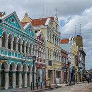 Curacao Architecture Caribbean Antilles Is