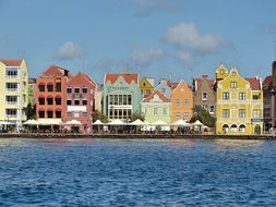 Caribbean, Curacao, Netherlands Antilles