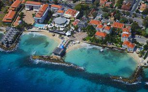 Beach, Willemstad, Curacao