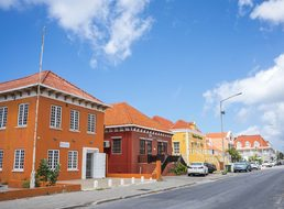 Curacao, Town, Architecture, City