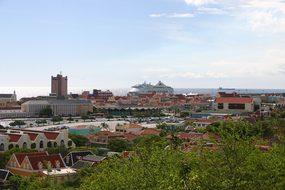 Willemstad, Curacao, Center