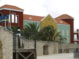 Rif, Fort, Willemstad, Curacao, Capital