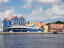 Willemstad, Capital, Antilles, Caribbean