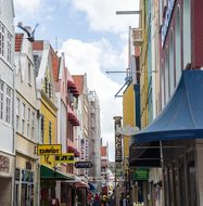 Curacao, Willemstad, Architecture